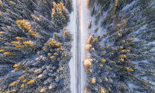 aerial_snow