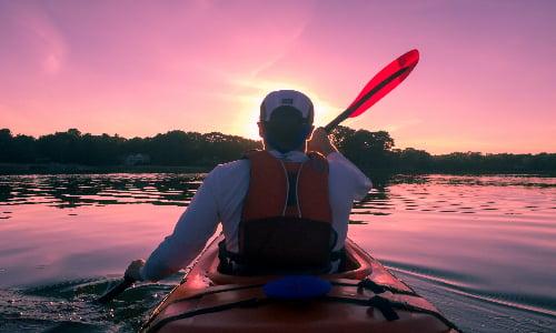 kayak_midnightsun