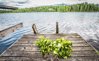 lake-sauna